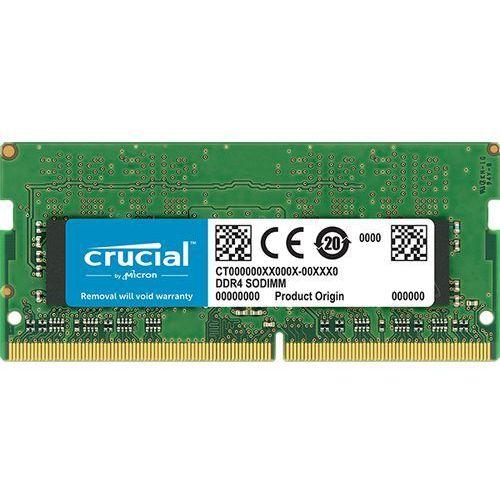 Crucial 8GB [1x8GB 2133MHz DDR4 CL15 SRx8 1,2V SODIMM]