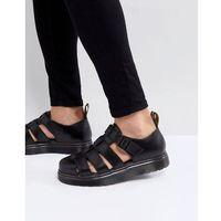 vibal closed sandals in black - black, Dr martens