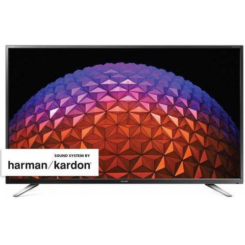 TV LED Sharp LC-55CFG6022