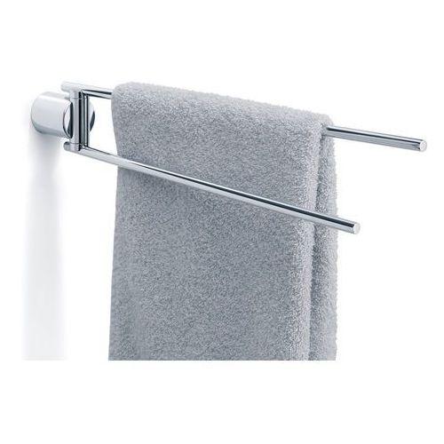 Blomus Wieszak na ręczniki duo - polerowany - 44,5 cm