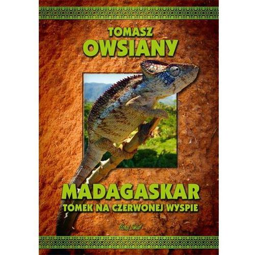 Madagaskar Tomek na Czerwonej Wyspie, oprawa twarda