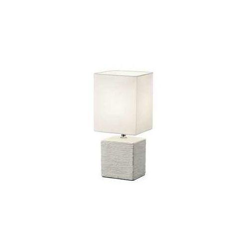 Reality ping lampa stołowa biały, 1-punktowy - dworek - obszar wewnętrzny - ping - czas dostawy: od 3-6 dni roboczych