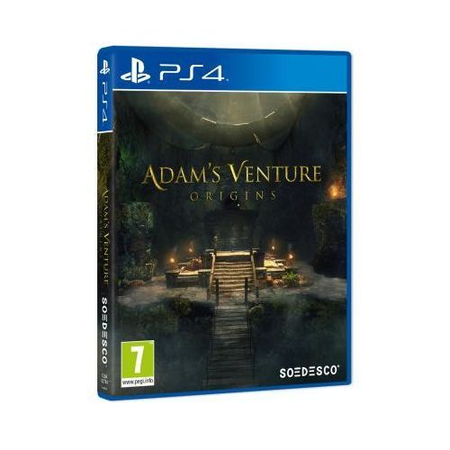 Adam's Venture Origins (PS4)