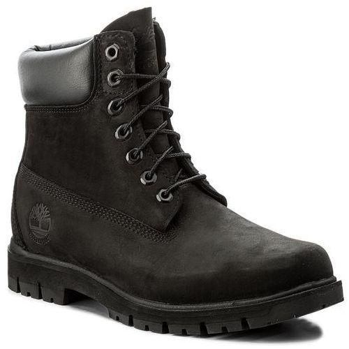 Trapery TIMBERLAND - Radford 6 Boot Wp A1JI2 Black