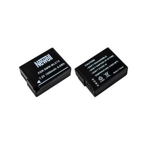 Akumulator zamiennik dmw-blc12 marki Newell