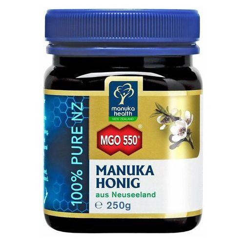 Miód Manuka 550+ 500g MANUKA HEALTH NEW ZELAND