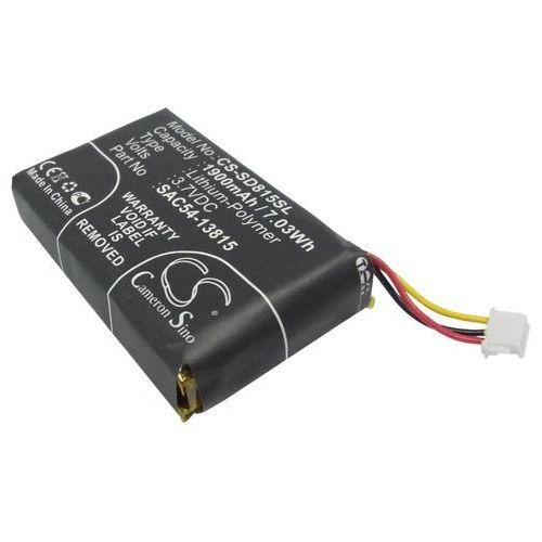 Cameron sino Sportdog tek v1l handheld transmitter / sac54-13815 1900mah 7.03wh li-polymer 3.7v ()