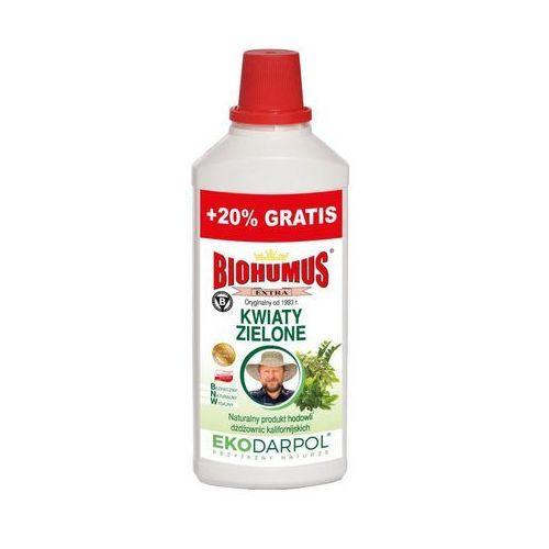 Ekodarpol Nawóz organiczny do roślin zielonych 1.2 l biohumus extra