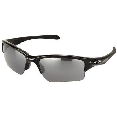 Oakley Quarter Jacket Okulary rowerowe Dzieci czarny 2018 Okulary sportowe