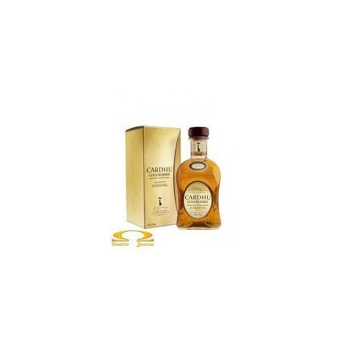 Whisky Cardhu Gold Reserve 0,7l