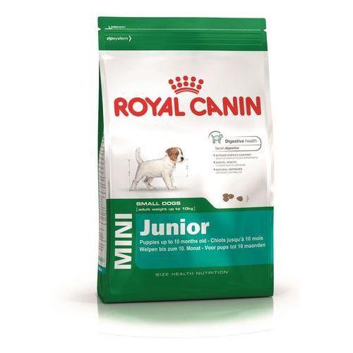 Royal canin Karma  shn mini junior - 4kg 3182550793032 - odbiór w 2000 punktach - salony, paczkomaty, stacje orlen