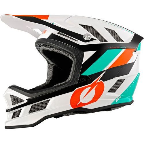ONeal Blade Kask rowerowy pomarańczowy/biały M | 57-58cm 2019 Kaski rowerowe (4046068514376)