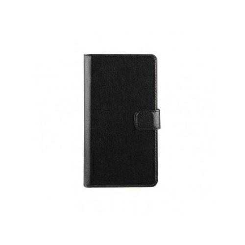 Pokrowiec XQISIT Slim Wallet Case do Xperia Z2 Czarny, kup u jednego z partnerów