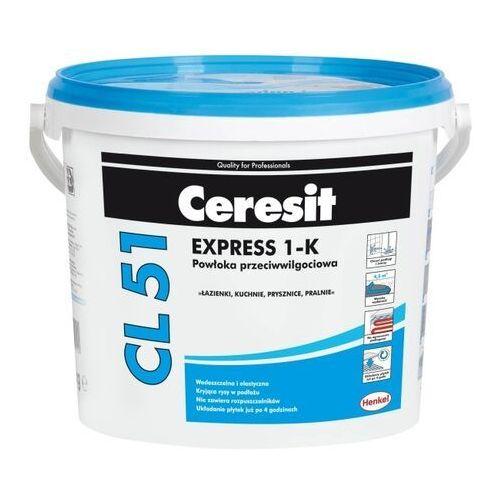 Ceresit Folia izolacyjna w płynie cl 51 5 kg