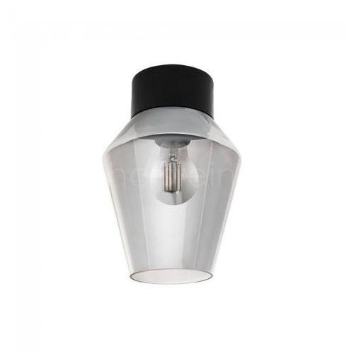 verelli lampa sufitowa czarny, 1-punktowy - vintage - obszar wewnętrzny - verelli - czas dostawy: od 10-14 dni roboczych marki Eglo