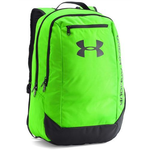 Under armour Plecak  hustle - 1273274-389 - zielony