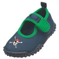 Playshoes boys buty aqua pirat kolor marine