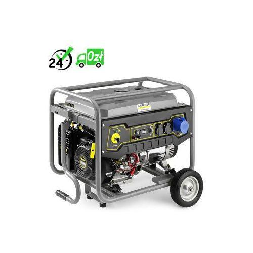 PGG 6/1 (5500W, 25L) generator prądu Karcher ✔ Do 31.08 SERWIS PREMIUM za 1zł! ✔SKLEP SPECJALISTYCZNY ✔KARTA 0ZŁ ✔POBRANIE 0ZŁ ✔ZWROT 30DNI ✔RATY 0% ✔GWARANCJA D2D ✔LEASING ✔WEJDŹ I KUP NAJTANIEJ