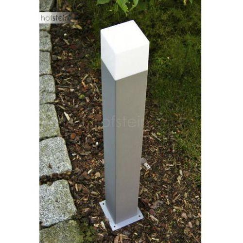 Trio hudson zewnętrzna lampa stojąca stal nierdzewna, 1-punktowy - nowoczesny - obszar zewnętrzny - hudson - czas dostawy: od 6-10 dni roboczych (4017807241808)