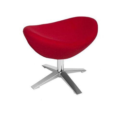 Fotel Jajo szeroki z podn. tk. JA-2712 czerwony (5902385723251)
