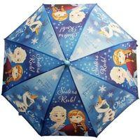 Parasol dziecięcy 45cm Kraina Lodu