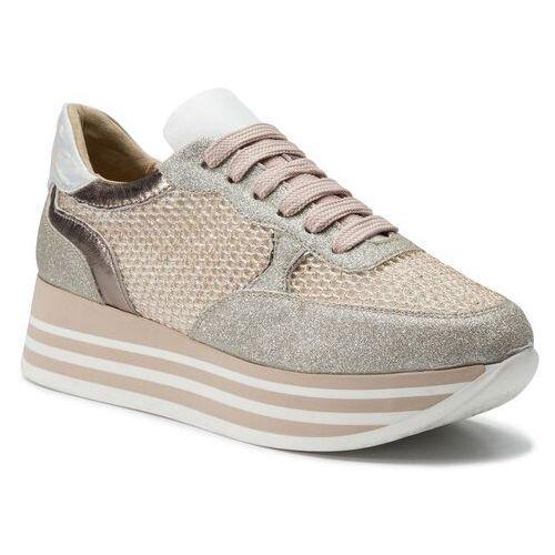 Damskie obuwie sportowe Kolor: beżowy, Kolor: brązowy, Kolor