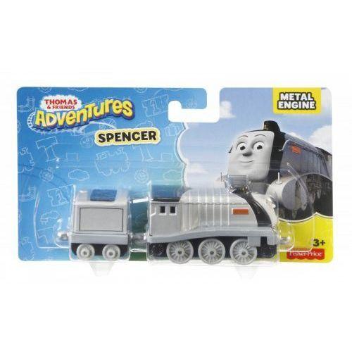 Fisher Price Duża lokomotywa Tomek i Przyjaciele Adventures - Spencer, 5_606958