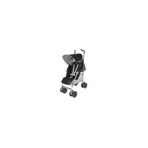 Wózek spacerowy Techno XT Maclaren (black/silver)