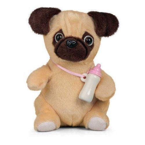 Majdan zabawek Pluszowy szczeniaczek new born puppy (5038728140031)