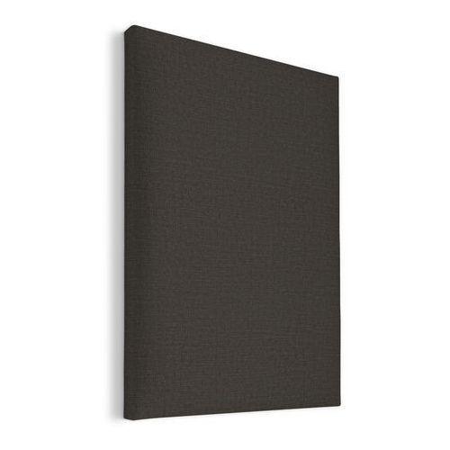 panel do zagłówka 55x38cm, brązowy szenil, 55 × 38 cm, vintage marki Dekoria