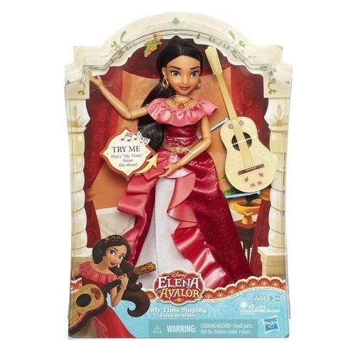 Hasbro Disney princess elena z avalor, śpiewająca elena (5010993378760)