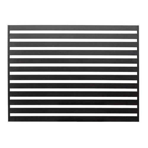 Przęsło Polbram Steel Group Lara 2 2 x 1 45 m czarne