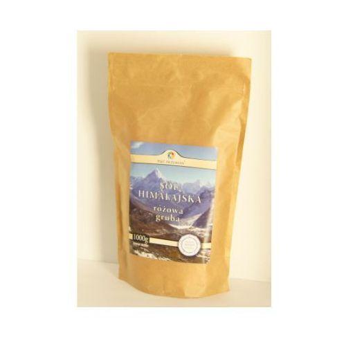 Sól himalajska różowa gruboziarnista 1 kg Pięć Przemian