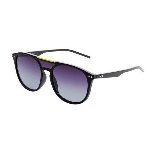 Okulary przeciwsłoneczne męskie POLAROID - 233621-61, kolor żółty
