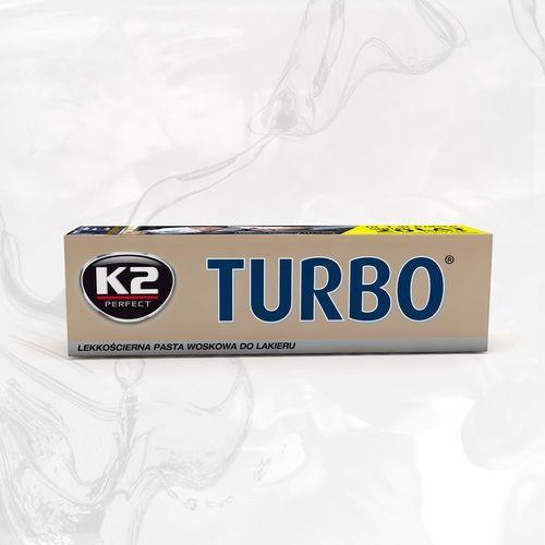 K2 Lekkościerna pasta z woskiem z nanotechnologią turbo tempo 120gr k2k001