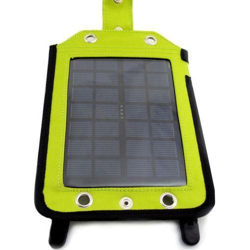 Ładowarka solarna powerneed sc30g ( 3000mah usb zielono-czarny )- wysyłamy do 18:30 marki Sunen