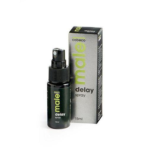 Male! Spray opóźniający - male - delay spray 15 ml