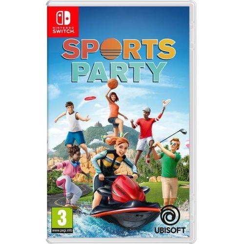 Sports party nswitch marki Ubisoft