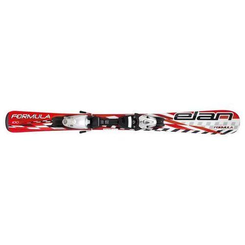 Elan formula red jr. 100-120cm 100 bez wiązań 2011-2012 (3838855440552)