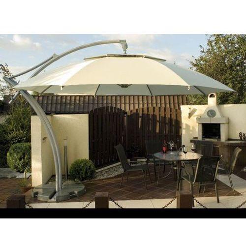 Parasol Ogrodowy Ibiza 4,2 m- Natural