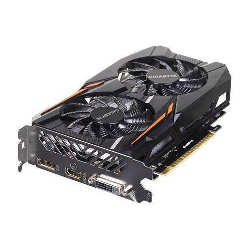 Karta graficzna Gigabyte GeForce GTX1050 GV-N1050OC-2GD 2GB GDDR5 7008 MHz 128-bit
