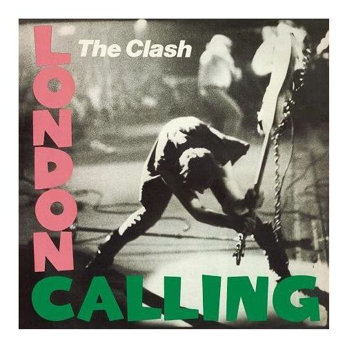 London Calling (CD) - The Clash
