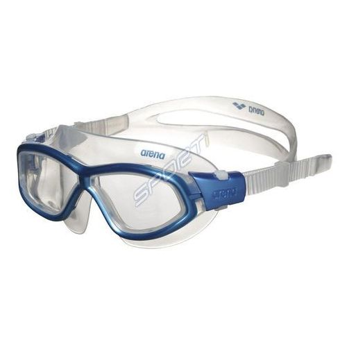 Okulary Arena ORBIT Small Mask clear-blue