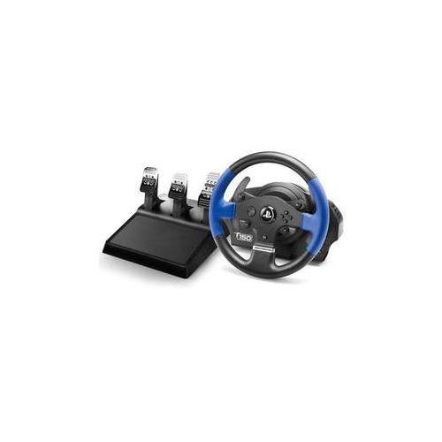 Kierownica Thrustmaster T150 PRO pro PS4, PS3, PC + pedály (4160696) Czarny