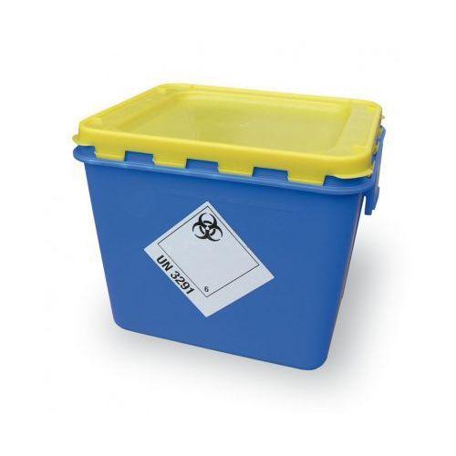 Pojemnik na odpady medyczne 30 L, 1H2/Y15/S