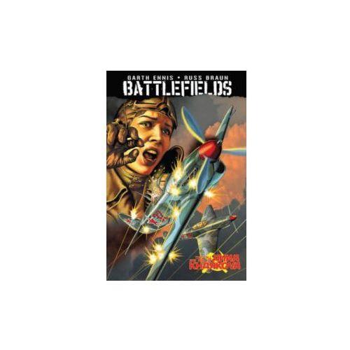 Garth Ennis' Battlefields Volume 8: The Fall And Rise Of Anna Kharkova (9781606904268)