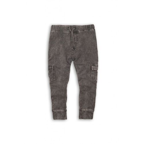 Spodnie dresowe dziewczęce 4M34AB