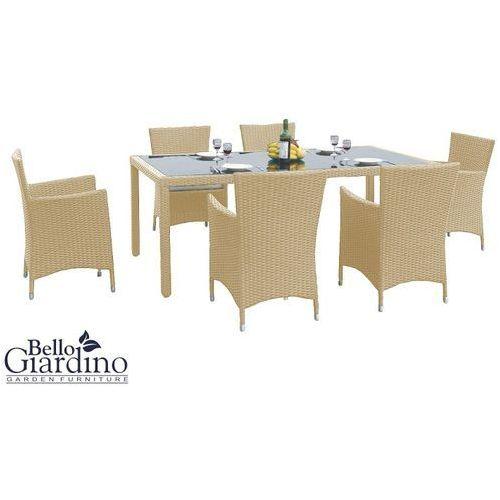 Zestaw mebli ogrodowych Bello Giardino CAPITALE Kolory, Napisz do nas otrzymasz rabat!, Bello Giardino