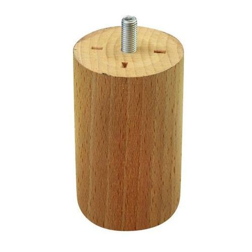 Noga Diall walec 100 mm fi 55 mm buk, NMD/100X55/BUK/D