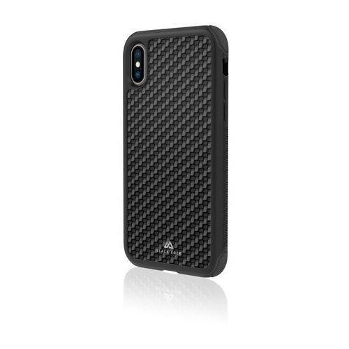 """Robust Real Carbon"" FUTERAŁ GSM DLA iPhone Xs, CZARNY (4260557040584)"